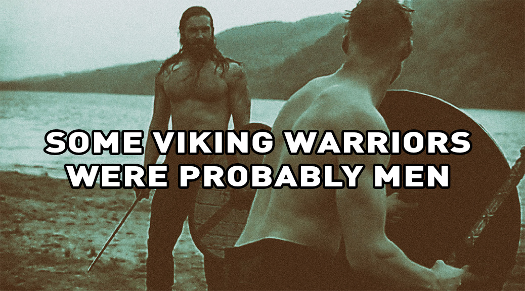 Some Viking Warriors Were Probably Men Birds Before The Storm